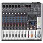 Mesa De Som Behringer X1222usb  X 1222 Usb Mixer 12 Canais Original