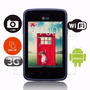 Celular Lg Sporty 2 Chips Android Internet Facebook Whatsap