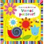 Com Meus Dedinhos - Vamos Passear!, Usborne Literatura 2012
