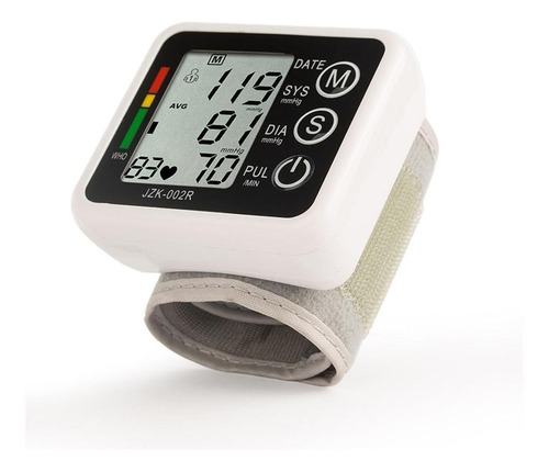 Medidor De Pressão Arterial Digitaljianzhikang Jzk-002r