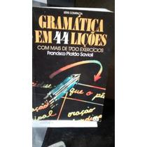 Livro Gramática Em 44 Lições