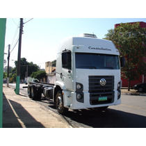 Vw 24250 Constellation Ano 2011 Teto Alto ***único Dono***