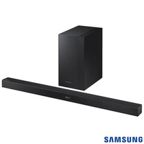 Soundbar Samsung Subwoofer Sem Fio 2.1 300w Hw-k450/zd