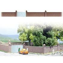 Kit 30 Peças Muro De Pedra Ho 1:87 Hbm Maquete
