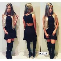 Vestido Curto Rodado Lindo, Fashion, Moda Inverno 2016