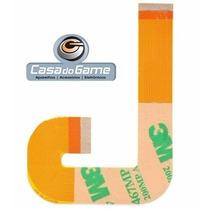 Cabo Flat J Leitor Óptico Playstation 2 Slim 90xxx