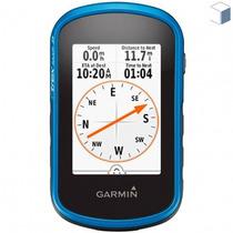 Oferta Gps Garmin Etrex 25 Touch Preto/azul 12x Sem Juros