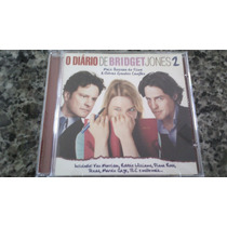Cd - O Diario De Bridget Jones 2 - Trilha Sonora Do Filme
