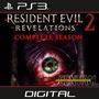 Resident Evil Revelations 2 Temporada Completa Ps3