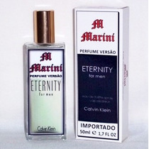 Perfume Versão Eternity For Men Calvin Klein Masculino 50 Ml