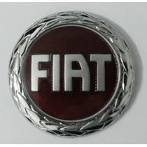 Emblema Fiat Grade E Porta - Mala Uno Fire