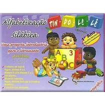 Alfabetização Silábica - Tin-do-le-lê - 1ºano (5 A 6 Anos)