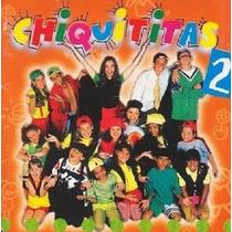 Cd Lacrado Novela Chiquititas 2 1998