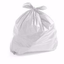 Saco De Lixo Branco Leitoso 60l 100un. Reforçado 6 Micras