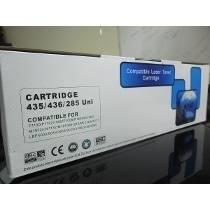 Toner Laserjet 35a/36a/285a Universal Compatível -nfe 100%