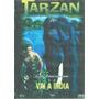 Dvd - Filme - Tarzan Vai À Índia - Dublado