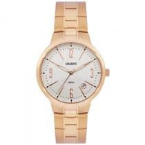 Relógio Orient Frss1014 S2rx Feminino Dourado - Refinado