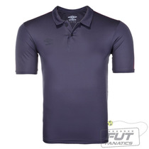 Polo Umbro Core Basic Grafite - Futfanatics