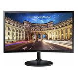 Monitor Samsung C27f390fhu Led 27  Preto 110v/220v (bivolt)