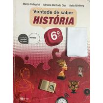 Vontade De Saber História 6ºano