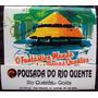 Caixa Fósforos Pousada Do Rio Quente - 28 Palitos - Am