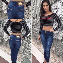 Calça Mara Jeans Planet Girls Inverno 2016
