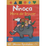 Ninoca - Hora De Brincar - Dvd - 10 Episódios