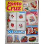 Kit De 03 Revistas De Ponto Cruz