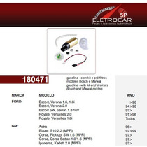Bomba De Combustivel Ford Royale, Versailles 1.8, 2.0 91 Em