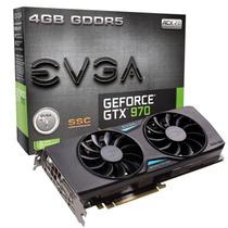 Vga Geforce Gtx970 4gb Evga Geforce 900 Transporte Grátis