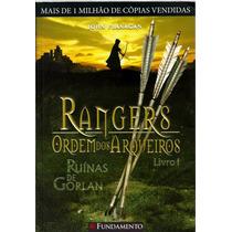 716 Lvr- Livro 2010- Rangers Ordem Dos Arqueiros- 1- Ruínas