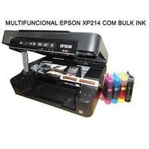 Kit,prensa A-4-, Epson Xp-214 Sublímatica E Produtos.