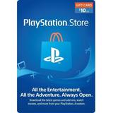 Playstation Giftcard Psn Contas Americana $10 Envio Imediato