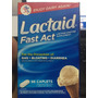 Lactaid Ultra Fast Act 96 Cápsulas Em Promoção Somos Loja