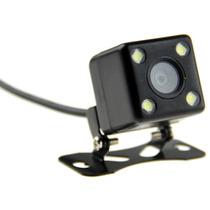 Camera De Re Para Carro Caminhao Ou Van Veicular Com Led