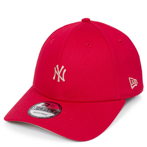 d7fb281268 Boné New Era Snapback New York Yankees Aba Curva Mini Logo