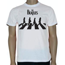 Camiseta The Beatles - Masculina Ou Feminina - Banda Rock
