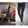 Calça Jeans Feminina Biotipo Cigarrete Skinny Cintura Baixa.
