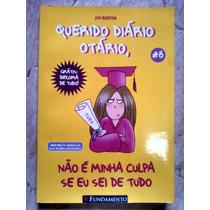 Livro Querido Diário Otário Vol. 8 - Jim Benton