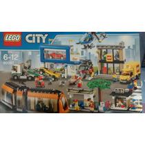 Lego City 60097 Praça Da Cidade