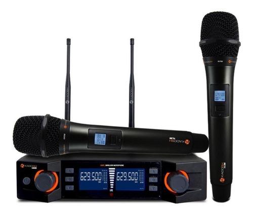 Kit De Microfones Kadosh K-492m Dinâmico