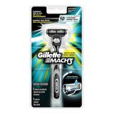 Aparelho De Barbear Gillette Mach3 Regular