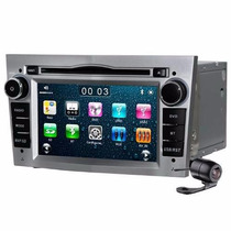 Central Multimidia Vectra Gps Dvd Tv Bluetooth Cam Ré