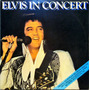 Elvis Presley Lp 1977 Elvis In Concert 12486 Original