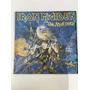 Disco De Vinil Duplo Iron Maiden Live After Death Original