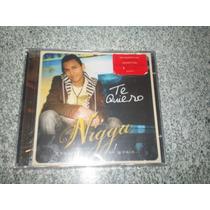 Cd - Nigga Te Quiero Dueto Com Belinda E Thiaguinho