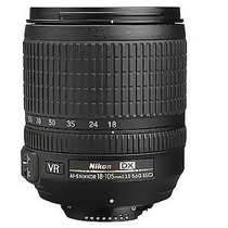 Lente Nikon 18-105mm F/3.5-5.6g Master Tronic