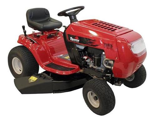Trator Cortar Grama Gasolina 38   14,0hp 420cc 13a2765f308