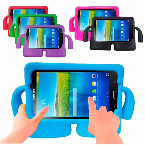 Oferta Capa Infantil Iguy Tablet Samsung Galaxy 7 Polegadas - R  39 ... 4bc36a551a