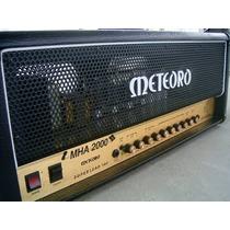 Cabeçote Valvulado Meteoro Mha 2000 Amplificador
